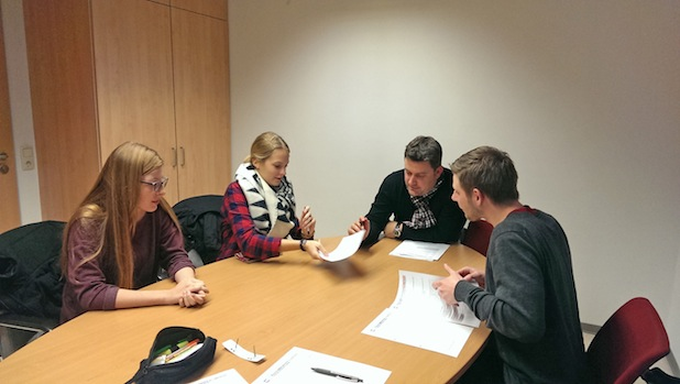 Photo of Rechtsberatung von Studierenden für Studierende