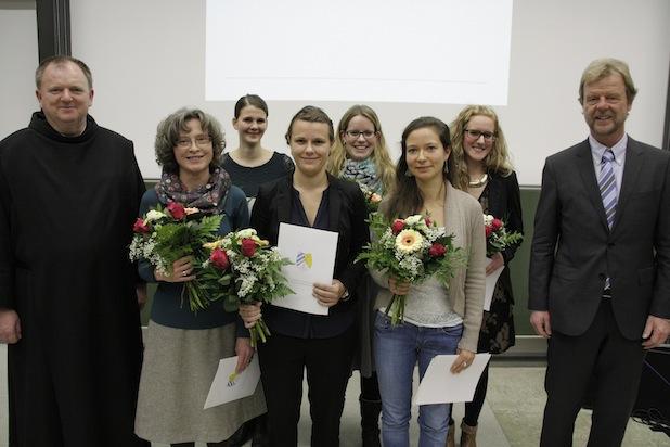 Photo of Förderpreise für sechs Absolventinnen der Angewandten Sozial- und Gesundheitswissenschaften