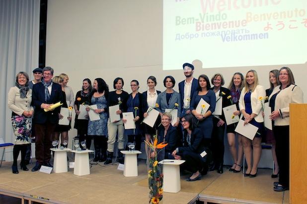 Photo of Erste Abschlussfeier im Studiengang B.A. Bildung & Erziehung (dual)