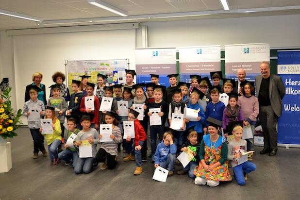 Photo of Kinder-Uni Koblenz feierte das zehnjährige Jubiläum mit vielen Höhepunkten