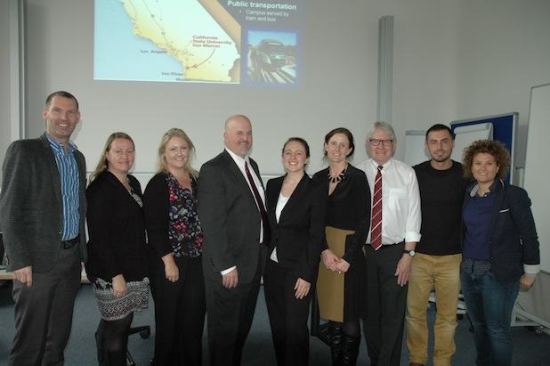Photo of International Center informiert über die Möglichkeit eines Auslandsaufenthaltes an über 120 Partnerhochschulen