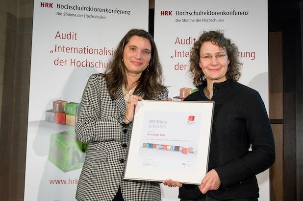 Photo of Uni Trier erhält Zertifikat für Internationalisierung