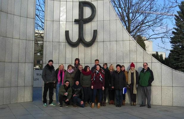 Photo of Vom Europameister der Armutsprävention lernen – Erfurter Studierende in Polen