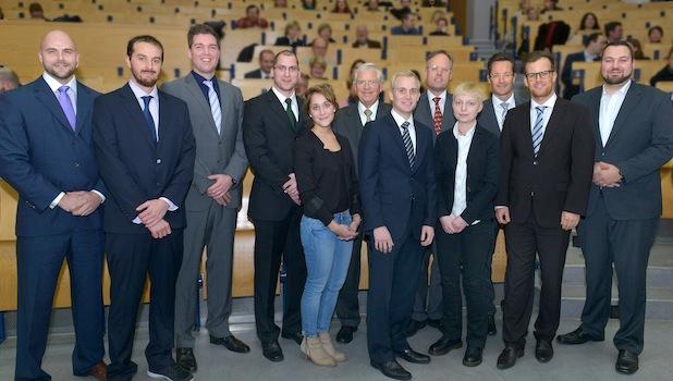 Photo of 12.000 Euro für den akademischen Nachwuchs