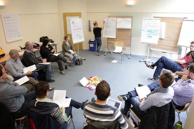 Photo of Fortbildungen zum Aus- und Weiterbildungs- und Berufspädagogen am Alanus Werkhaus starten im Februar