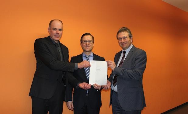 Photo of Besonderes Engagement in der Lehre der FH Dortmund