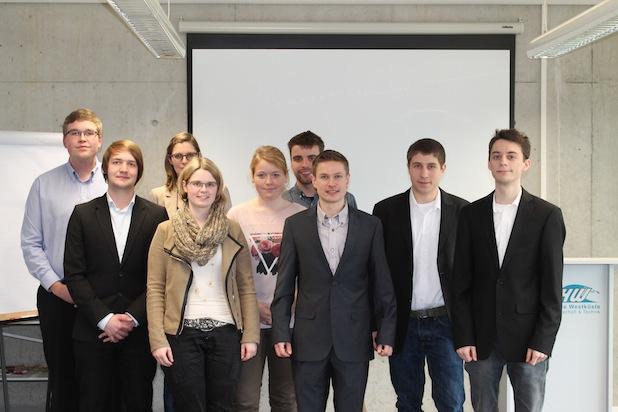 Photo of Stipendienvergabe an der FHW