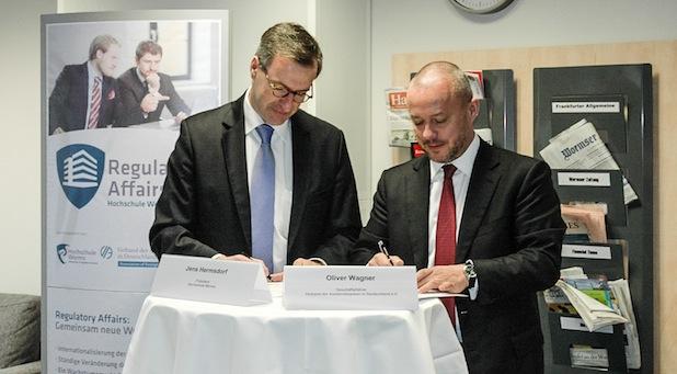 Photo of Hochschule Worms und Verband der Auslandsbanken in Deutschland gehen gemeinsam neue Wege