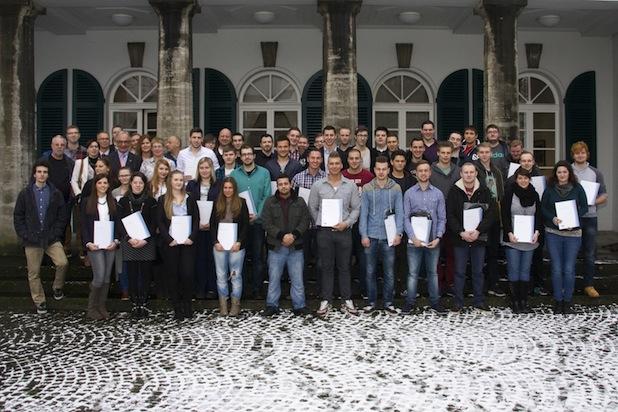 Photo of RWTH gratuliert 59 Auszubildenden zur Abschlussprüfung