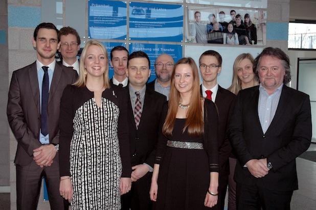 Photo of Best Project Award an der Hochschule Koblenz verliehen