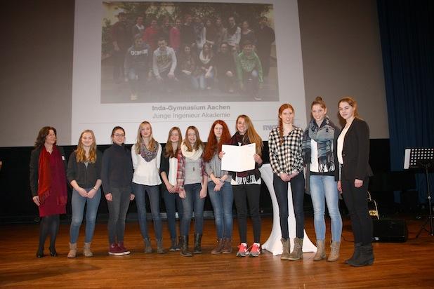 Photo of Brigitte-Gilles-Preis der RWTH Aachen verliehen