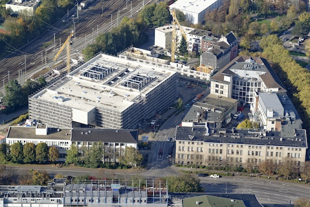 Photo of Neues Hörsaalzentrum heißt C.A.R.L.