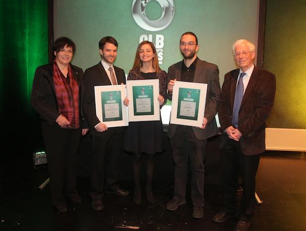 Photo of Master-Absolvent mit OLB-Wissenschaftspreis ausgezeichnet