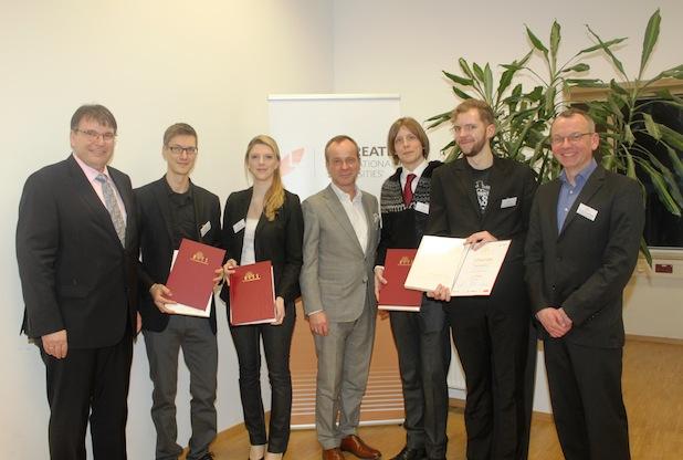 Photo of BiTS Wissenschaftspreis erstmalig verliehen