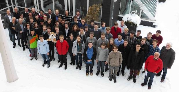 Photo of 15 Schüler siegen beim Bundeswettbewerb Mathematik