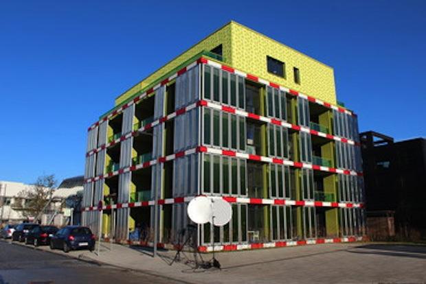 Photo of Energietechnik: Nachhaltiges Algenhaus