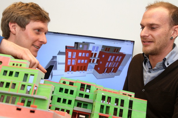 Photo of Jade Hochschule in Oldenburg federführend in der Ausbildung von Bauingenieuren