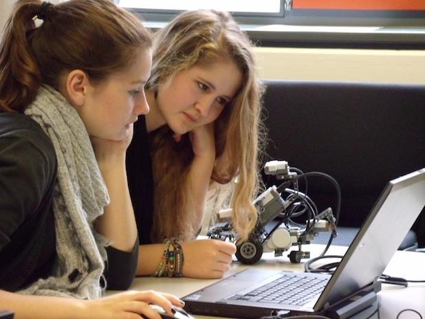 Photo of Schnupperstudium Informatikwissenschaften für Mädchen