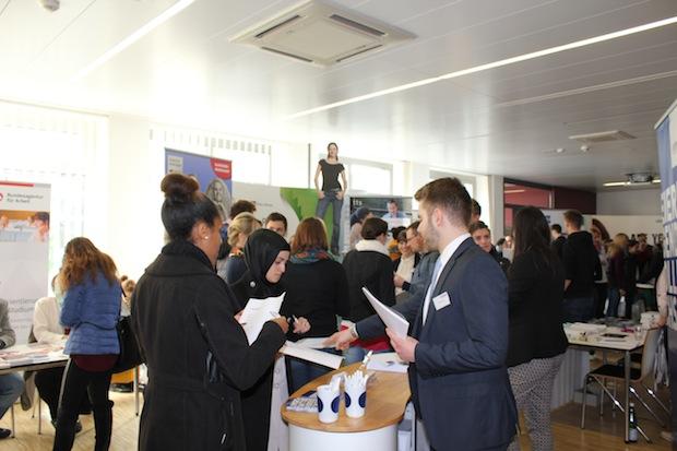Photo of Dritte Jobmesse der Hochschule Ludwigshafen am Rhein