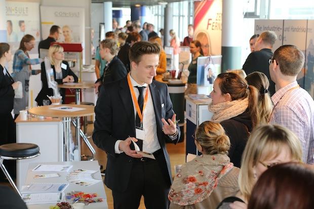 Photo of Firmenkontaktmesse Praxis@Campus am 21. April am RheinMoselCampus