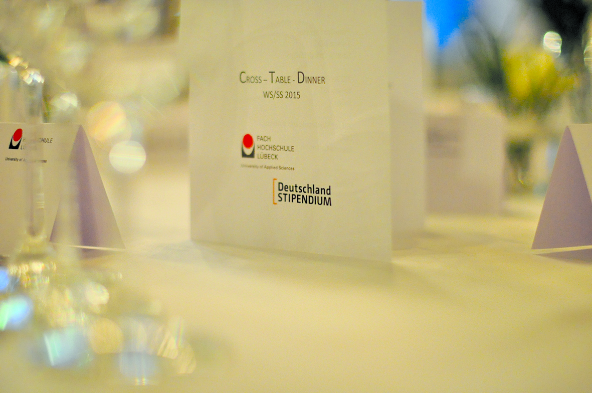 Photo of Cross-Table-Dinner – Ein Netzwerk-Dinner des Deutschlandstipendiums