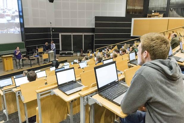 Photo of E-Klausurphase an der Uni Siegen gestartet