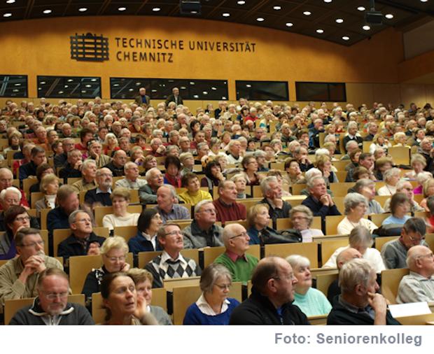 Photo of Seniorenkolleg startet ins Sommersemester