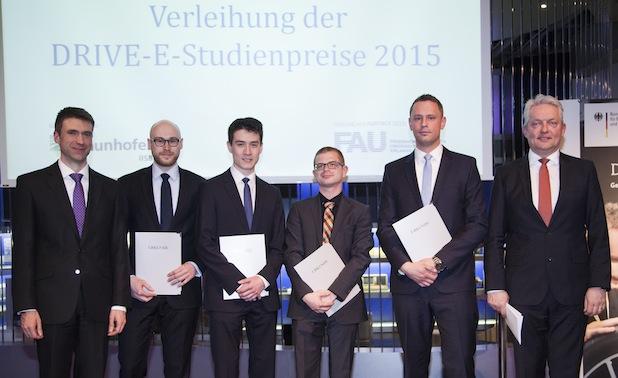 Photo of BMBF und Fraunhofer-Gesellschaft prämieren herausragende studentische Arbeiten