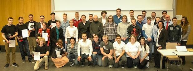Photo of Informatikstudierende des 6. Semesters an der Hochschule Worms beeindrucken mit professionellen Ergebnissen