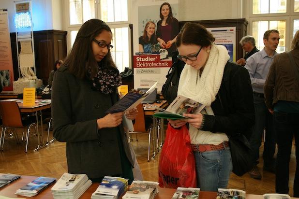 Photo of 2. Hochschulinfotag des Jahres an der WHZ