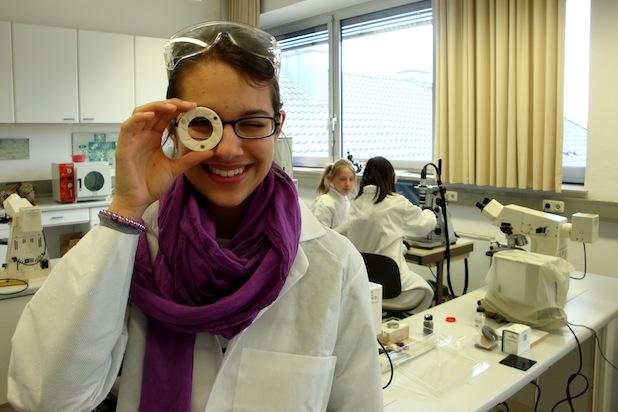 Photo of Ergänzendes Girls'Day-Angebot  am WesterWaldCampus