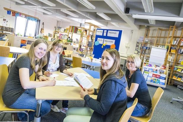 Photo of Neueröffnung der Lernwerkstatt an der Universität Siegen