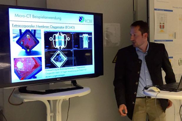 Photo of Micro-Computertomograph an der OTH Regensburg in Betrieb genommen