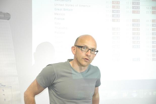 Photo of Vortragsreihe in der Wirtschaftsinformatik mit Jan Fetzner, Projektleiter der SAP, fortgesetzt