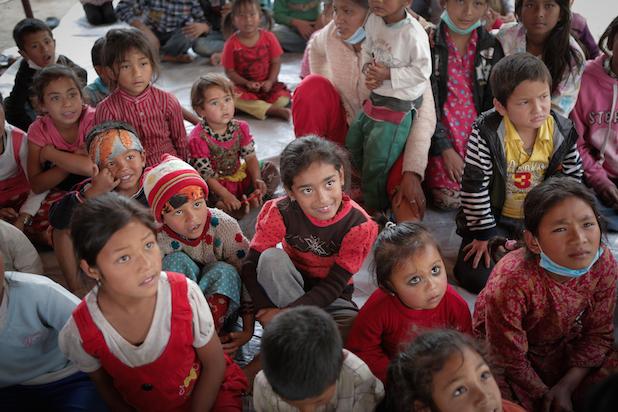 Foto:  SOS-Kinderdörfer weltweit/Zishaan Akbar Latif / Weiterer Text über ots und www.presseportal.de/pm/1658 /