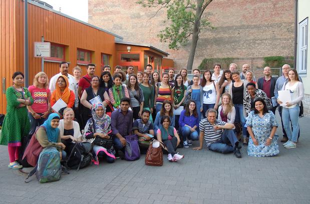 Photo of Erfurt Summer School zum Thema Flüchtlinge zu Ende