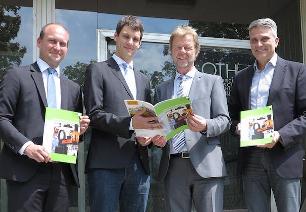 Photo of Forschungsbericht 2015: Innovationskraft an der OTH Regensburg ungebrochen