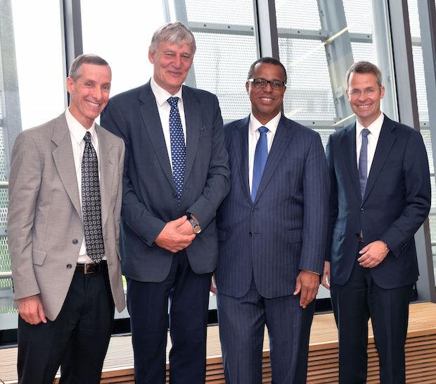 Photo of Erstes Ford RWTH Alliance Executive Event an der RWTH