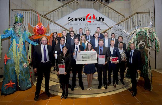 Photo of Rekord beim Science4Life Venture Cup 2015: Beteiligung am Businessplan-Wettbewerb so hoch wie nie