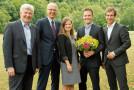 """Erstes Stipendium des Deutschen Olympischen Sportbundes (DOSB) für den MBA-Studiengang """"Sportmanagement"""" an der Universität Jena"""