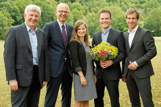 """Photo of Erstes Stipendium des Deutschen Olympischen Sportbundes (DOSB) für den MBA-Studiengang """"Sportmanagement"""" an der Universität Jena"""