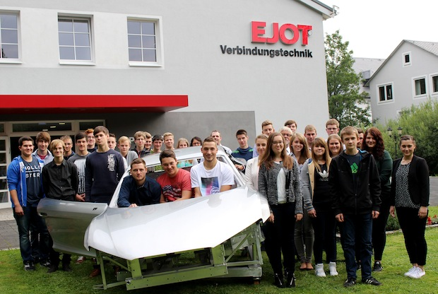 Photo of Treffen aller Auszubildenden und Studenten in Wemlighausen