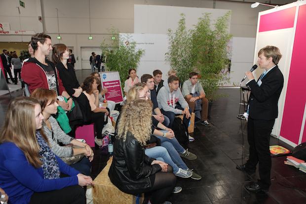 Photo of Berufe erleben auf größter Berufswahlmesse im Ruhrgebiet