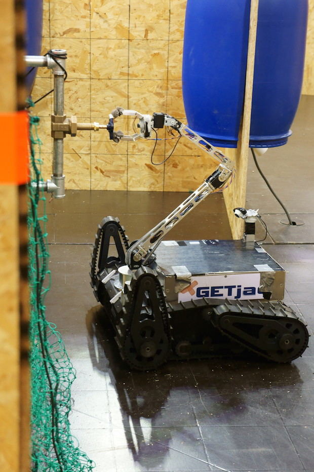 Photo of Roboter in der Katastrophenhilfe