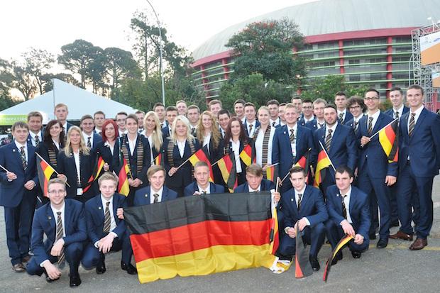 Photo of Deutsche Champions greifen nach Gold bei WM der Berufe WorldSkills Sao Paulo 2015