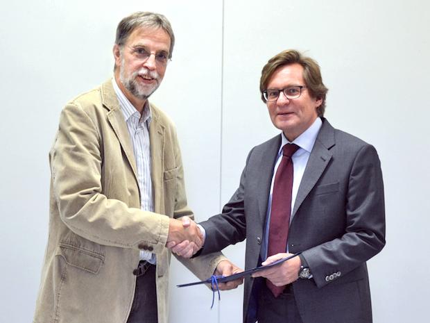 Photo of Honorarprofessur für Christian Malek