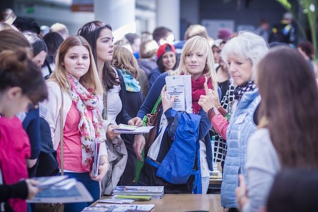 Photo of Hochschule Koblenz begrüßt 1.740 Erstsemester und wächst damit auf fast 9.000 Studierende