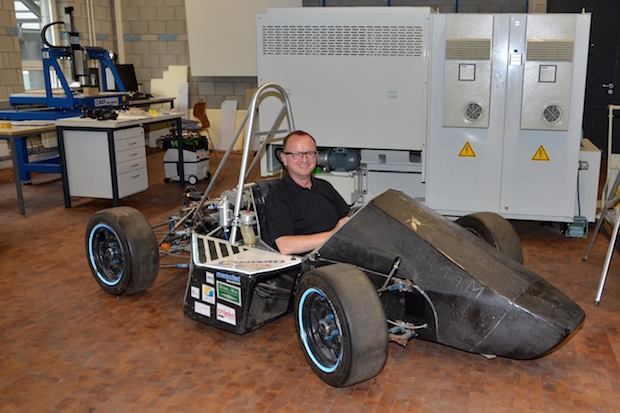 Photo of Projektstart Formula Student Germany an der Hochschule Koblenz