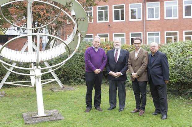 Photo of Transatlantische Partnerschaft erneuert Besuch von der East Tennessee State University Wirtschaftswissenschaftliches Forschungsprojekt vereinbart