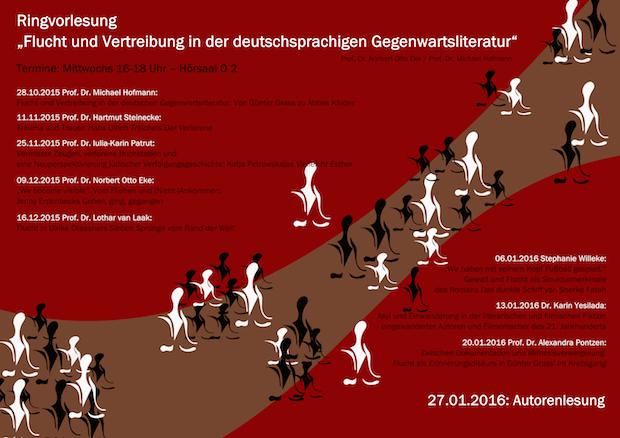Photo of Institut für Germanistik veranstaltet eine Ringvorlesung